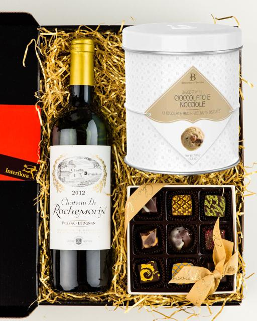 Rochemorin Blanc valge vein, käsitöökommikarp ja gurmeeküpsised