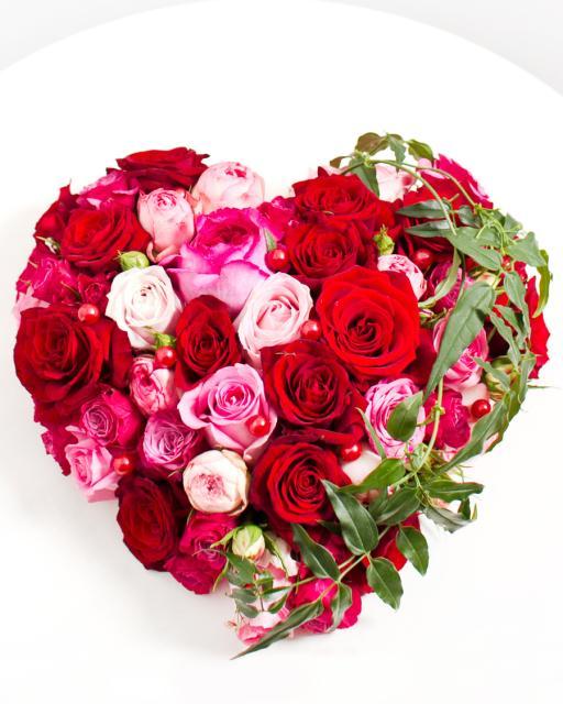 Flower Heart for Beloved One