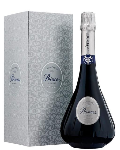 Šampanja Princes de Venoge Blanc de Noirs
