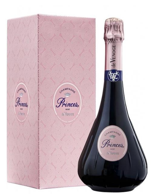 Champagne Rose Princes de Venoge