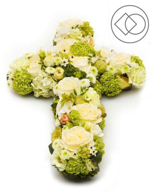 Soliidne | ristikujuline lilleseade