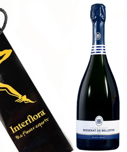 Besserat šampanja kinkekotis