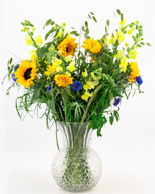 Suvine segakimp kohalikest lilledest