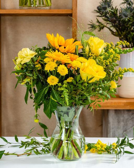 Päiksekiir – floristi fantaasia