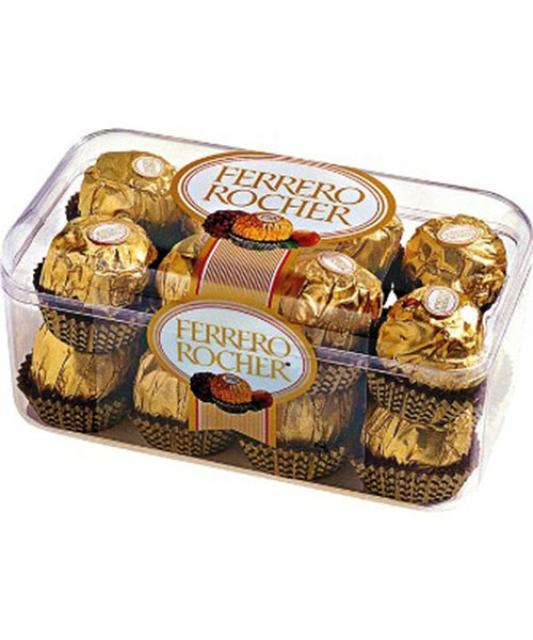 Ferrero Rocher sweets