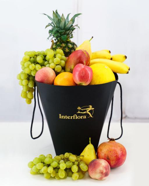 Väike puuviljakorv